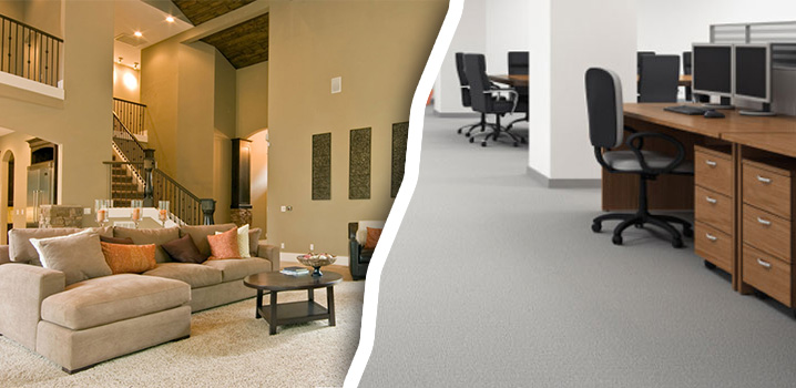 Residential And Commercial Carpet Cleaning In Temecula